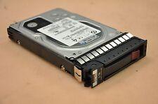 HP 3TB 6G DP 7.2K SAS MDL Hot Plug Hard Drive w/caddy 625031-B21/625140-001
