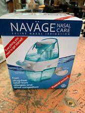 NEW Navage Saline Nasal Irrigation Starter Kit Nasal Care