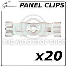 Bodyside Trim Clips For Volkswagen Range: Jetta/LT/Passat etc 10323 Pack of 20