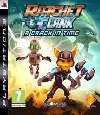Ratchet and Clank A Crack in Time PS3 - MINT - 1st Class Delivery