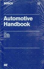 Automotive Handbook by Robert Bosch GmbH Staff (Hardcover)