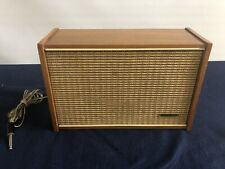 Grundig Shortwave Extension Speaker LS2b (Klangstrahier) Works Great