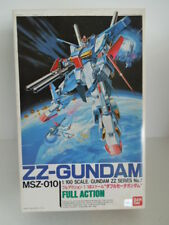 Bandai Vintage 1/100 Gundam ZZ-Gundam Model Kit 100% Brand New