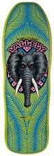 Powell Peralta Mike Vallely ELEPHANT Skateboard Deck LIME *Out Of Print* 2007
