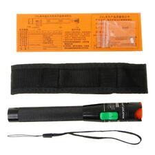 Visual Fault Locator 30mW Red Light Source Fiber Optic Cable Tester Pen Tool