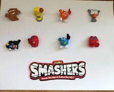 Zuru Smashers lot of 8