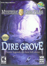 Mystery Case Files: Dire Grove (PC, 2010, Big Fish Games)
