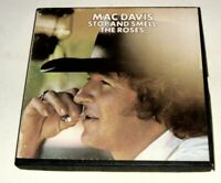 Vintage Mac Davis,Stop and Smell the Roses,4-Track,Reel Tape,Columbia,RARE