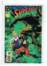 DC Comics Superboy #12 VF/NM 1995