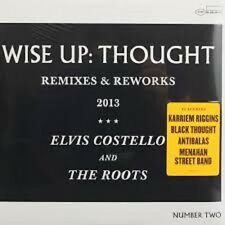The Roots/Elvis Costello-Wise Up: Thought Remix EP NEW 10 Inch