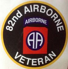82nd AIRBORNE PARATROOPER  DECAL STICKER