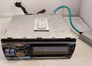 ALPINE Autoradio für USA, CDA-9855/ KCA-420i, CD Receiver mit iPod Steuerung,