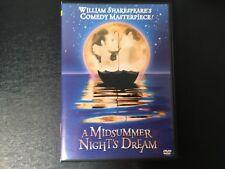 A Midsummer Nights Dream (DVD, 2002) Shakespeare FREE SHIPPING