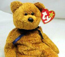 "TY Beanie Babies ""FUZZ"" the Teddy Bear - mint with tag"