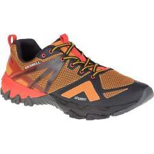 Zapatillas deportivas de hombre naranjas Nike Flex