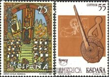 Spain 3000,3015 (complete issue) unmounted mint / never hinged 1991 special stam