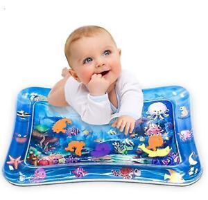 Splashin'kids Inflatable Tummy Time Premium Water Mat Infants Toddlers Fun Play