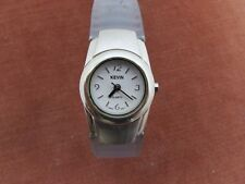 Kevin Quartz Silicone Strap Wristwatch 18.5cm Inner Diameter