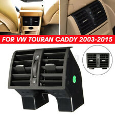 Centre Console Rear AC Air Vent Outlet For VW Touran Caddy 2003-20