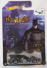 Batman Arkham Asylum Batmobile Diecast Model by the Batman Series by Hot Wheels