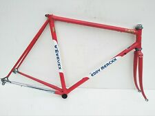 Eddy Merckx strada racing bicycle frame vintage retro old school