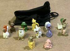 Snorta Game - Mattel Edition 2007 12 Animal Figures w/ Bag