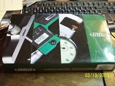 Insize 2341 E1 Dial Depth Gage New In Box