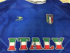 Italy Italia Soccer Jersey Drako Adult One Size fits L XL