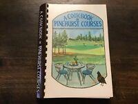 1980 Moore Regional Hospital Cookbook Pinehurst, North Carolina
