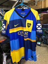 Genuine Nike XL 2019-2020 Boca Juniors S/S Mash-Up Shirt Camiseta Kit Jersey NWT