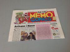 JACOVITTI su Memo Comics # 2 - Vittorio Pavesio Productions 1997