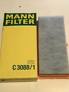 Mann C3088/1 Air Filter For Toyota