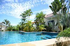 Bangsaray Villa Holiday rental for 4 people