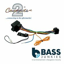 Peugeot Partner 2008 On Car Stereo Quadlock Wiring Harness Ignition Adapter Lead