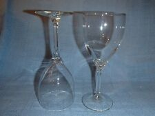 2 Wine Glasses,Clear Glass,Drinking Glasses,Bar Glasses,Dinnerware,Table Setting