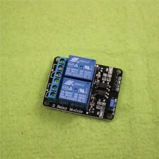 5V Two 2 Channel With Optocoupler Relay Module For Pic Avr Dsp Arm Arduino Ne fy