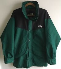 Vintage THE NORTH FACE Green/Black Mountain Guide GORE-TEX Jacket | Men's L