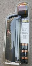 Emergency Light Kit with Radio Siren Spotlight w/ car lighter adapter