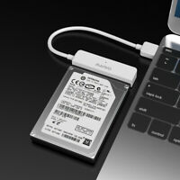 MAIWO K104A USB3.0 zu SATA Konverter Kabel für 2,5 Zoll D SSD Fest Platte Di C5T