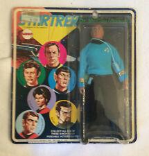 """Mego 1974 Vintage Star Trek """"Dr. McCoy figure SEALED"""
