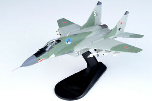 HA6501 Hobby Master MiG-29S Fulcrum-C 1/72 Model White 51 Russian Air Force