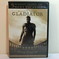 Gladiator (2000) Dvd, 2013 Russell Crowe, Joaquin Phoenix - Used/Good Condition