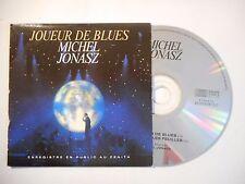 MICHEL JONASZ : JOUEURS DE BLUES ♦ CD SINGLE PORT GRATUIT ♦