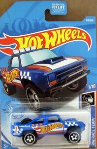 "Hot Wheels 2021 Mainline "" '87 Dodge D100 "" HW Race Team 1/10"