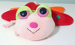 Russ Berrie Flutters the Butterfly Plush Toy w/ Swing Tag 30cm Long!