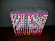 SAILOR MOON NAOKO TAKEUCHI JAPANESE ANIME MANGA COMIC BOOK SET 1-8, 13-18