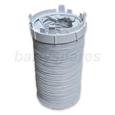 AEG Electrolux Zanussi Tumble Dryer EXTRA LONG 2.5m Vent Hose Pipe & Adaptor