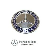 NEW Mercedes Benz Sprinter Front Grille Hood Adhesive Badge Emblem Star Genuine