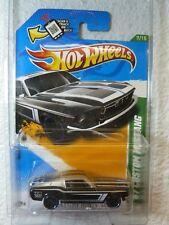 2012 Hot Wheels (Treasure Hunts '12) '67 CUSTOM MUSTANG #57