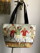 One Direction Tote, Hand, Shopping Bag Unbranded 100%Polyester Used Collectable